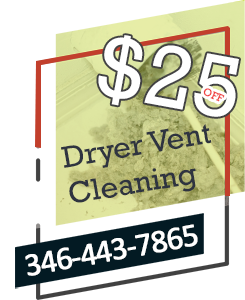 Dryer Vent Cleaning Special Offer